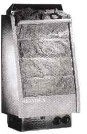 Mondex Электрическая печь для сауны  Lohko 8.0 kW