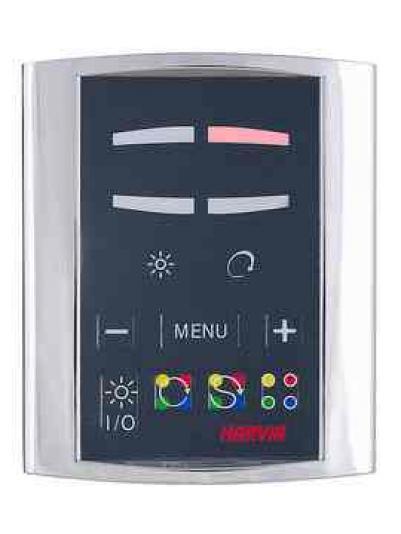 HARVIA Пульт управления в комплекте с блоком мощности Griffin CG100230T CG170T Color light, 6410082662302
