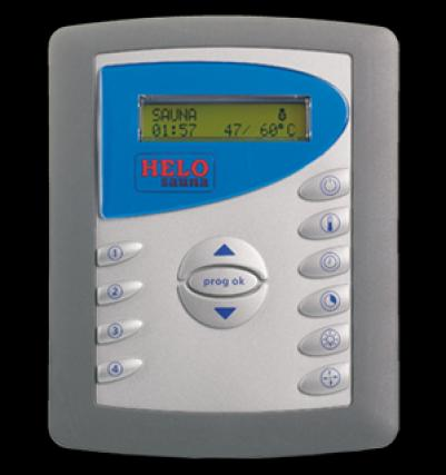 HELO Пульт управления DIGI II серый, зНН01466