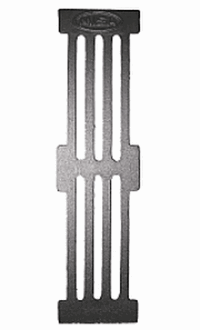 Misa 41111 Колосник 100х400 мм, чугун