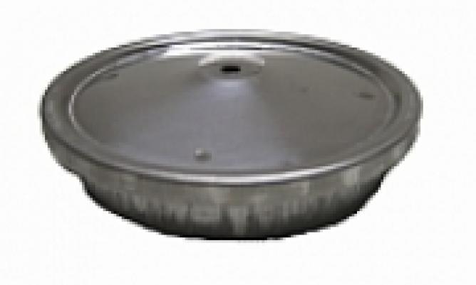 Misa 41133 Заглушка для прочистки, сталь