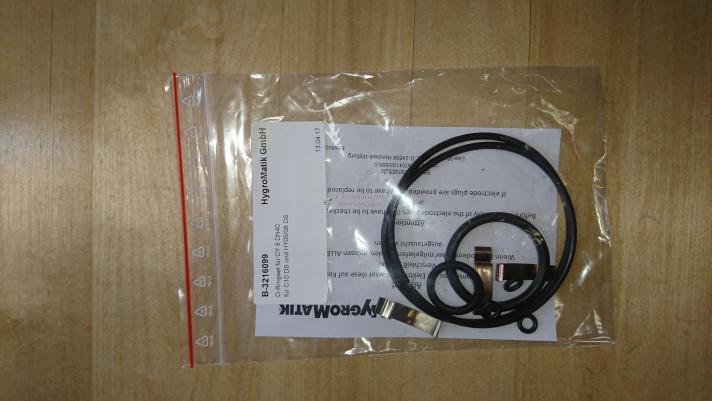 Hydromatik Набор сменых уплоннительных резин колец для С10, B-3216099
