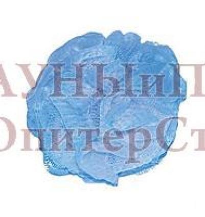 Мочалка для душа Бант малый цветной ( 5 цветов) уп30,  , 40150, Банные штучки