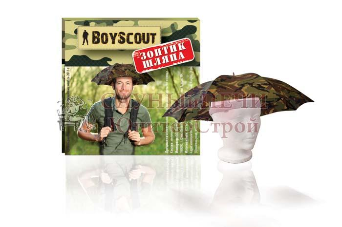BOYSCOUT Шляпа-зонтик Вьетконг 58 см /24, 61482