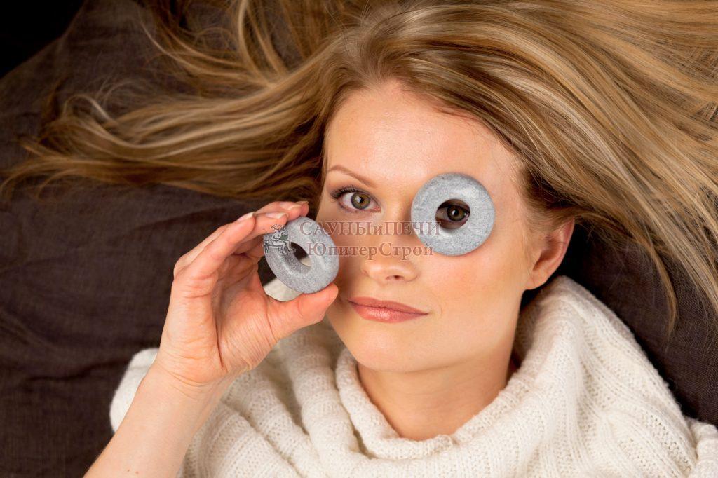 Массажный камень для глаз/Orbits