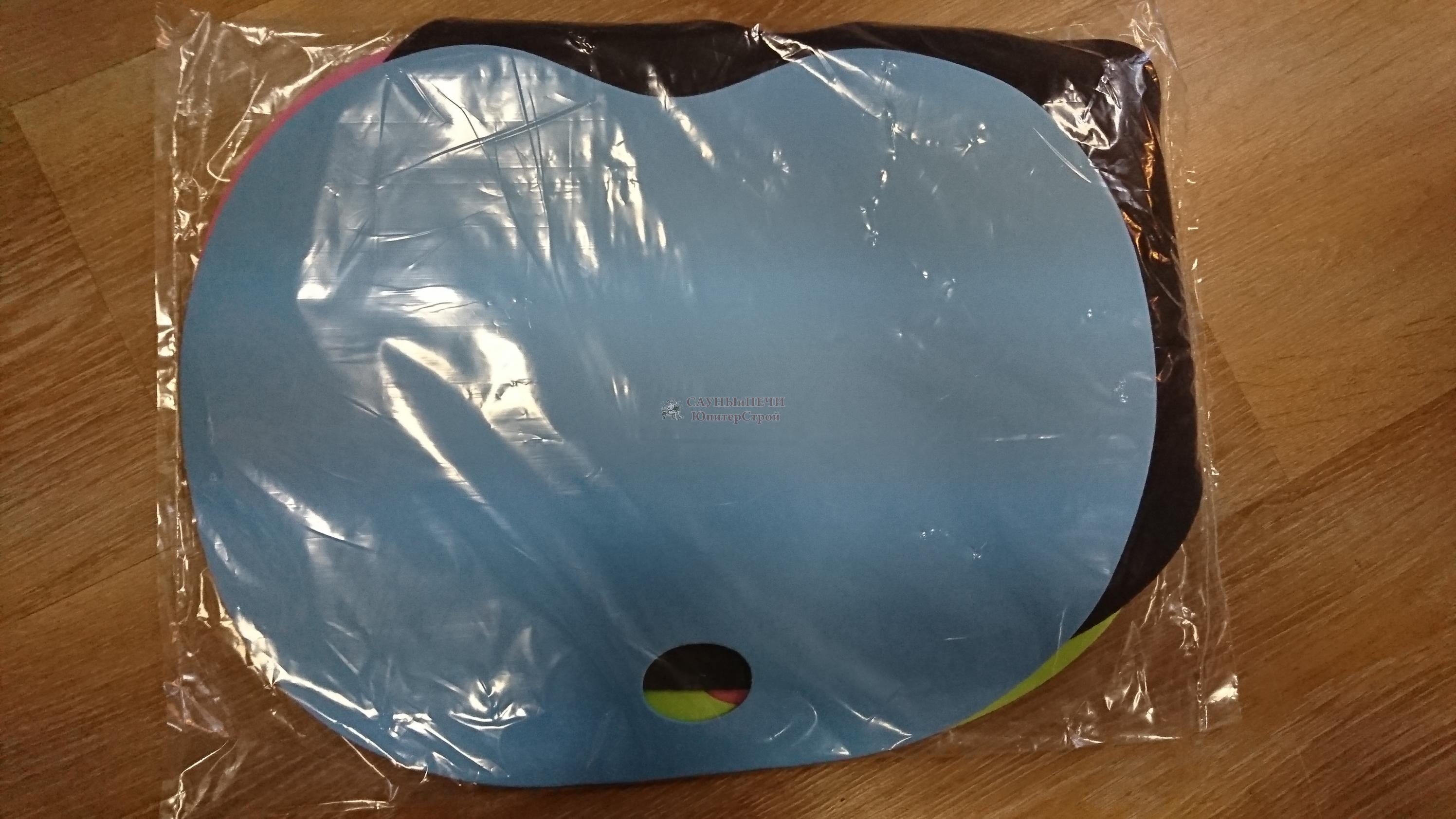 Коврик для сиденья 40х30 см, 4 шт, 3 мм