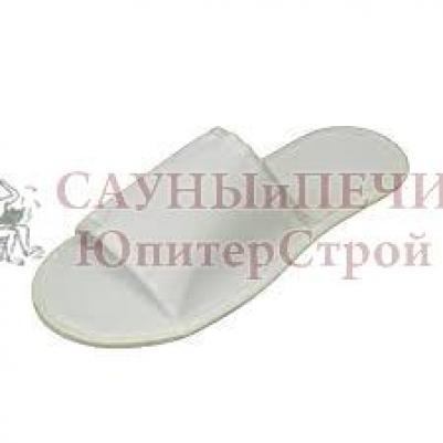 Тапочки одноразовые махровые для бани и сауны Банные штучки, 32340