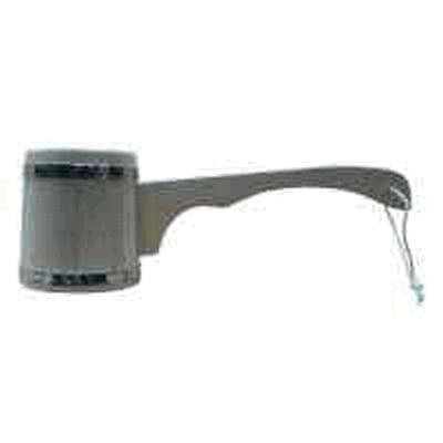 зН-05Д Ковш Емеля 0,5л. с нерж. вставкой (длинная ручка)