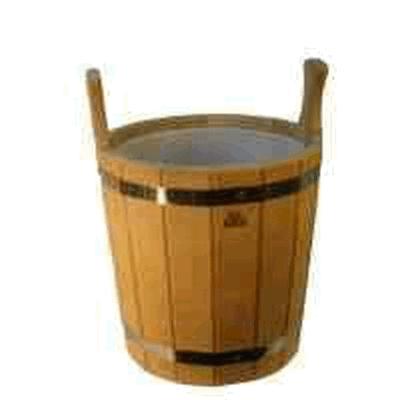 ЗРП-10 Запарник 10л (С РУЧКАМИ) с пластиковой вставкой