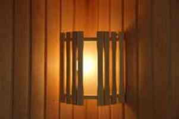 Абажур DW угловой с одним стеклом(АУ1-1С)