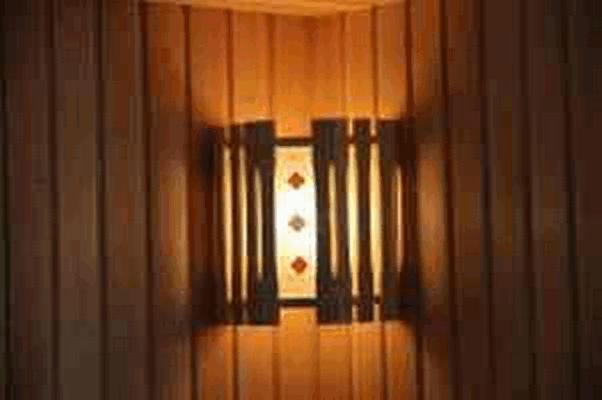 Абажур DW угловой с одним стеклом (АУ1-1СВ)