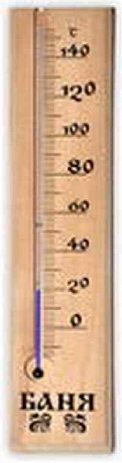 Термометр для сауны ТБС-12 исполнение ТБС-4 в блистере