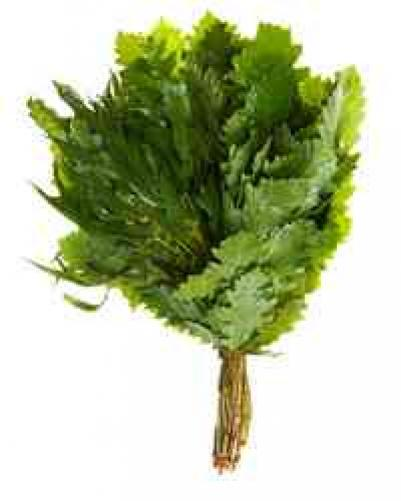 Веник из дуба и эвкалипта (свежемороженный)