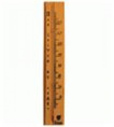 Термометр С легким паром! 21x4x1,5см для бани и сауны    уп10,  , 18018, Банные штучки