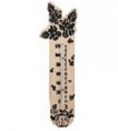 Термометр Банный веник 17,5*4 см для бани и сауны   уп10,  , 18050, Банные штучки