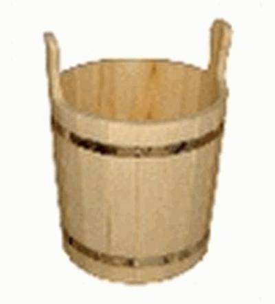 Запарник 15 л. конус   в кор. уп1,  , 32017, Банные штучки