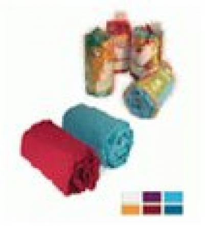 Вафельная накидка для мужчин, цветная, однотонная, 145х60см   уп18,  , 32060, Банные штучки