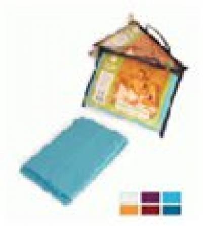 Вафельное полотенце-простынь банное, цветное, однотонное 80*150см   уп18,  , 32070, Банные штучки