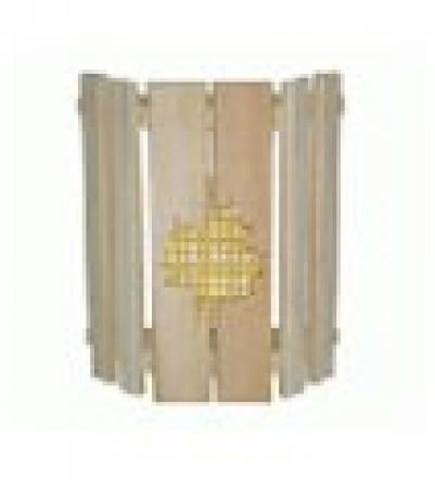 Абажур для светильника настенный Клен, 32271, Банные штучки