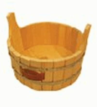 Кедр Ушат шайка 17 л.  уп1,  , 33206, Банные штучки