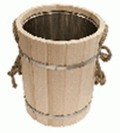 Запарник 12 л с нержавеющей вставкой    в кор. уп1,  , 33218, Банные штучки