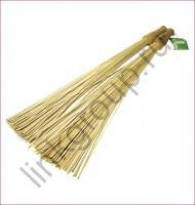 Веник  массажный, бамбуковый   4,5х68см  уп20,  , 40042, Банные штучки
