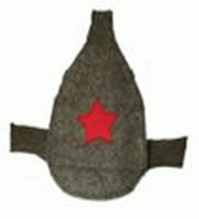 Шапка Буденовка Нot Pot , /20, 42002