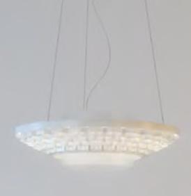 Cariitti Gerbera подвесной светильник 450 белый, 1589050, 1589050