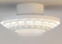 Cariitti Gerbera потолочный светильник 350 белый верхний свет, 1589052