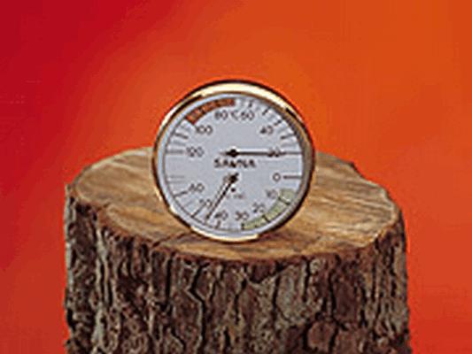 EOS Термогигрометр для сауны Д=100, 905523