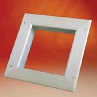 EOS Деревянная рамка с экраном для установки Emolux в саунах, тип 1, 945312