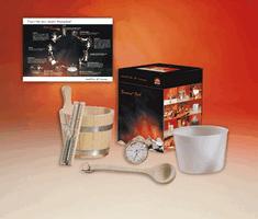 EOS Набор для сауны Sauna Set N I (6 предметов), 942863