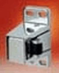 EOS Дверной запор хромированный 908870