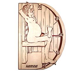 HARVIA Термометр для сауны Saunaman WX015