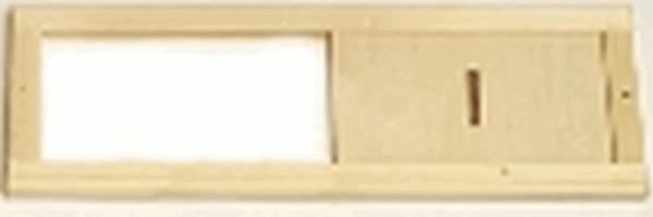 HARVIA Вентиляционная решетка с задвижкой SAS24200