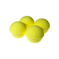 Мыловаров Бурлящий шар для маникюра Лимонная свежесть, MYLO0099-0050