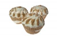 Мыловаров Формованная бурлящая бомба Ванильное мороженое, MYLO0415-0180