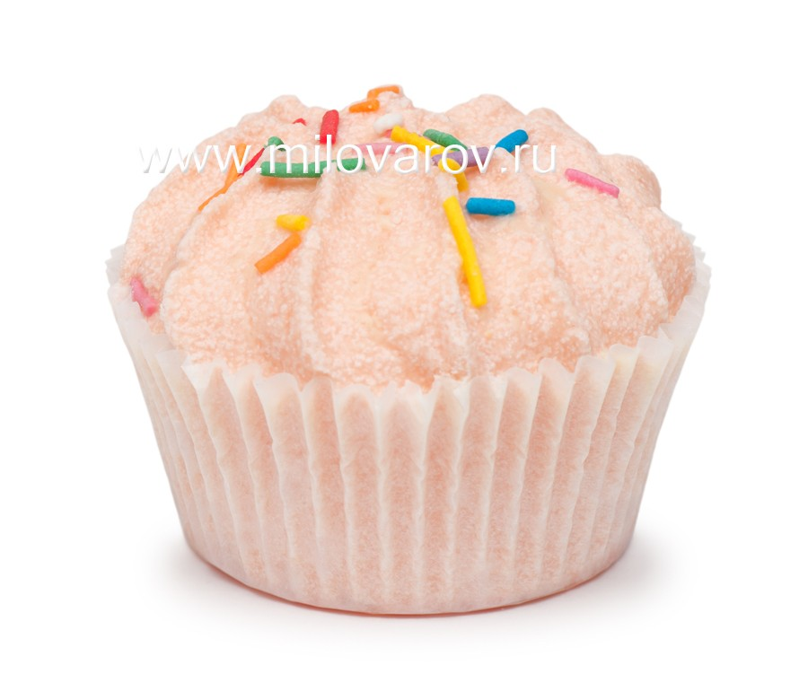 Мыловаров Десерт для ванны Бодрящий грейпфрут, MYLO0398-0050