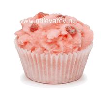 Мыловаров Десерт для ванны Клубника со сливками, MYLO0385-0050