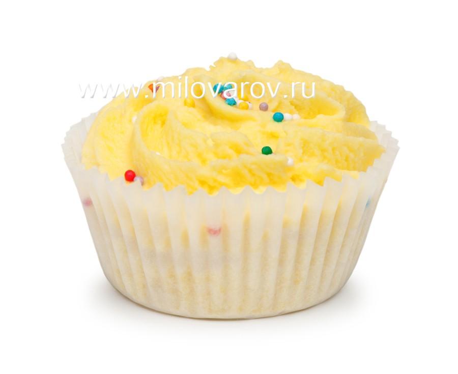 Мыловаров Десерт для ванны Ванильно-сливочный, MYLO0386-0050