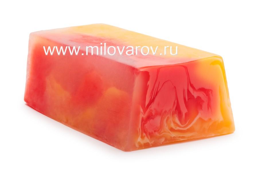 Мыловаров Глицериновое мыло ручной работы Грейпфрут-мандарин, MYLO0129-0100