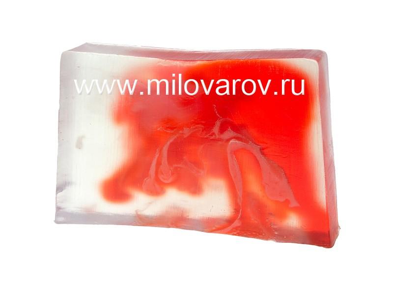 Мыловаров Глицериновое мыло ручной работы Бодрящий грейпфрут (с эфирным маслом грейпфрута), MYLO0121-0100