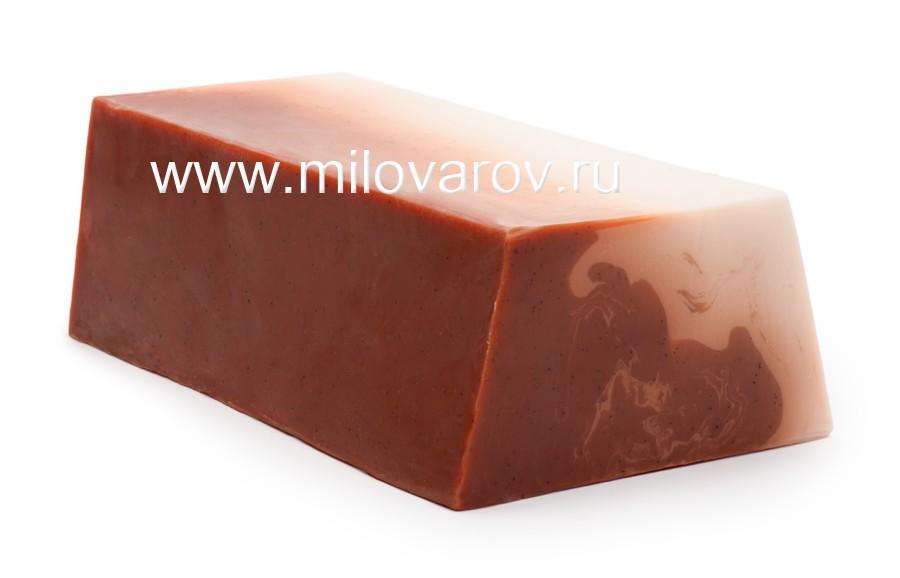 Мыловаров Глицериновое мыло ручной работы Кофейный соблазн, MYLO0136-0100