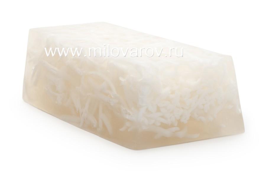 Мыловаров Глицериновое мыло ручной работы Кокосовый рай, MYLO0135-0100
