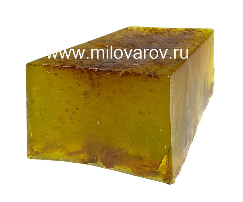 Мыловаров Глицериновое мыло ручной работы Липовый цвет (с цветками липы), MYLO0140-0100