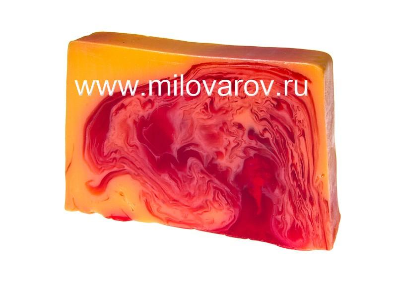 Мыловаров Глицериновое мыло ручной работы Манго-танго, MYLO0142-0100