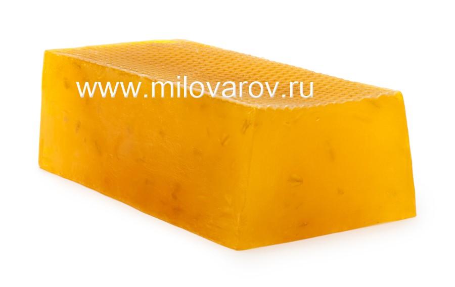 Мыловаров Глицериновое мыло ручной работы Медово-овсяное, MYLO0144-0100