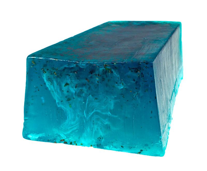 Мыловаров Глицериновое мыло ручной работы Морское с водорослями, MYLO0146-0100
