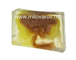 Мыловаров Глицериновое мыло ручной работы Ванильно-сливочный десерт, MYLO0122-0100