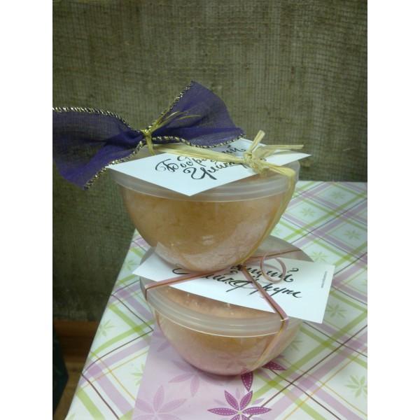 Мыловаров Скраб для тела сахарный Бодрящий грейпфрут, MYLO0382-2000